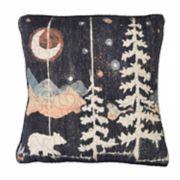Donna Sharp Moonlit Bear Decorative Throw Pillow