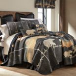 Donna Sharp Moonlit Bear Quilt or Sham