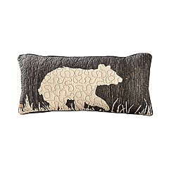 Donna Sharp Moonlit Bear Oblong Decorative Pillow