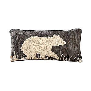 Donna Sharp Moonlit Bear Oblong Decorative Pillow