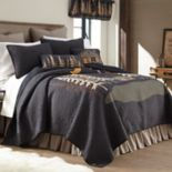 Donna Sharp Moonlit Cabin Quilt or Sham