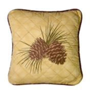 Donna Sharp Brown Antler Decorative Pillow