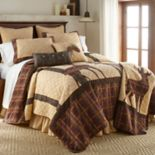 Donna Sharp Brown Antler Quilt or Sham