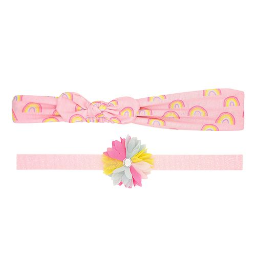 Baby Girl Carter's 2-pack Flower & Bow Headbands
