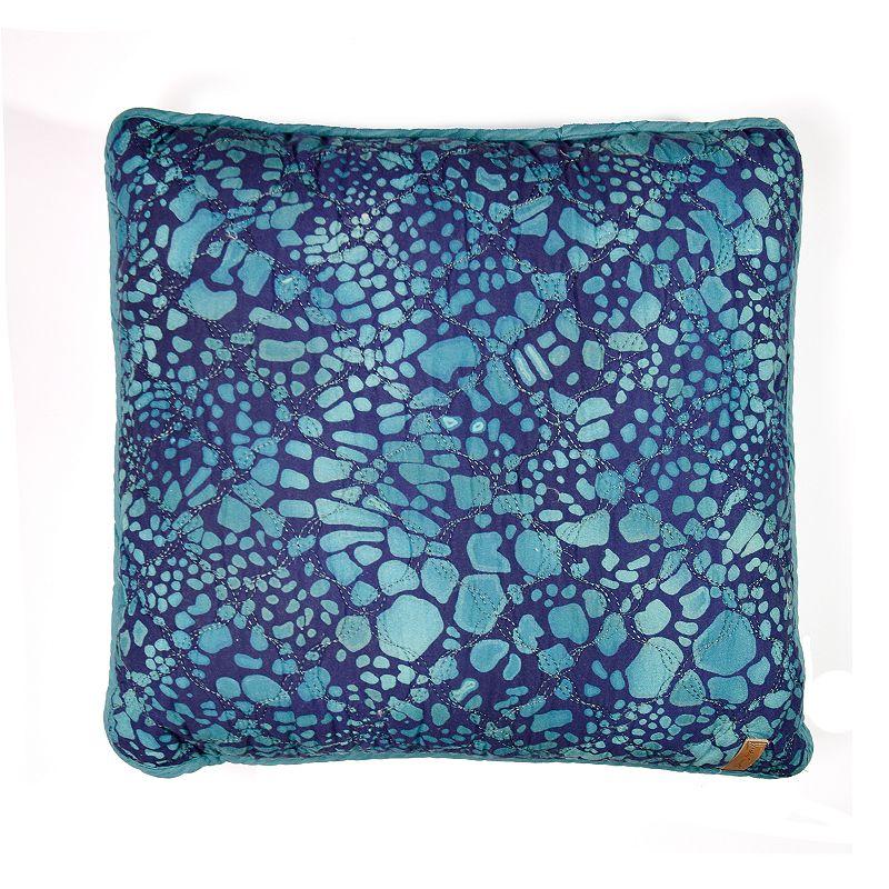 Donna Sharp Summer Surf Decorative Pillow, Fits All