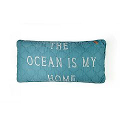 Donna Sharp Summer Surf Home Decorative Pillow