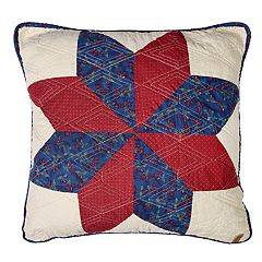 Donna Sharp Gatlinburg Star Decorative Throw Pillow