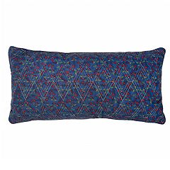 Donna Sharp Gatlinburg Star Oblong Decorative Pillow