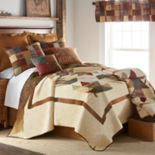 Donna Sharp Maple Leaf Quilt or Sham