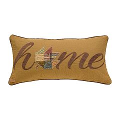 Donna Sharp Maple Leaf Decorative Pillow