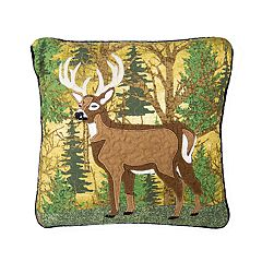 Donna Sharp Deer Brook Decorative Throw Pillow