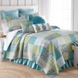 Donna Sharp Riptide Patch Quilt or Sham