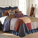 Donna Sharp Lakehouse Quilt or Sham