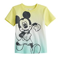Disney's Mickey Mouse Toddler Boy Dip Dyed Graphic Tee by Jumping Beans®