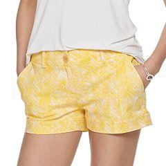 Women's Apt. 9® 3' Torie Midrise Shorts