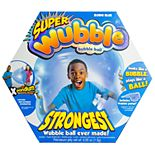 Super Wubble Ball with Pump