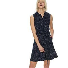 0cfdfece34a7 Women s POPSUGAR Sleeveless Shirt Dress
