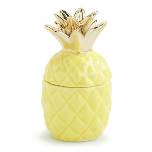 Lc Lauren Conrad Pineapple Trinket Box by Kohl's