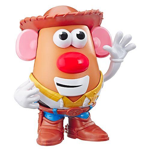 Disney/Pixar Toy Story 4  Mr. Potato Head Woody's Tater Roundup Figure