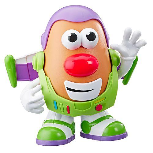 Disney/Pixar Toy Story 4  Mr. Potato Head Spud Lightyear Figure