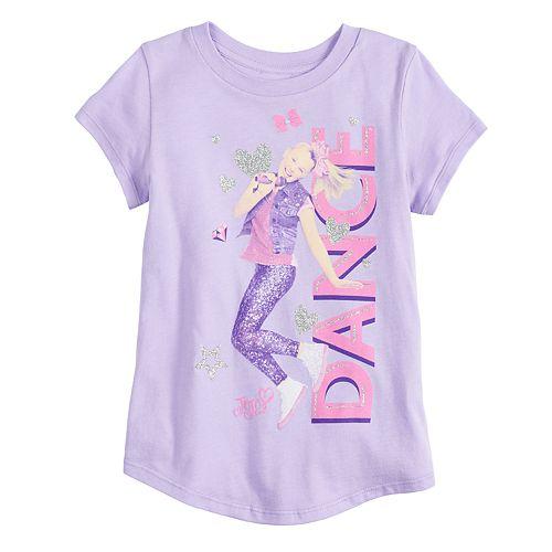 6b285ac424868 Girls 4-12 Jumping Beans® Jojo Siwa Dance Graphic Tee
