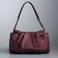 Deals on Simply Vera Vera Wang Alicia Pleated Hobo