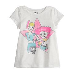 Disney's Toy Story Toddler Girl Graphic Tee by Jumping Beans®