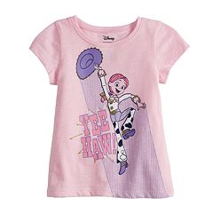 e14a3040b Girls Pink Graphic T-Shirts Kids Tops & Tees - Tops, Clothing | Kohl's