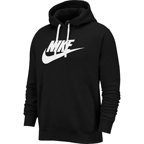 Big & Tall Nike Sportswear Club Fleece Graphic Pullover Hoodie