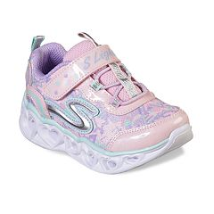 Skechers S Lights Heart Lights Toddler Girls' Light Up Shoes