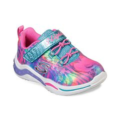 Skechers S Lights Power Petals Toddler Girls' Light Up Shoes
