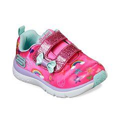 Skechers Jump Lites Toddler Girls' Sneakers