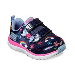 Skechers Jump Lites Toddler Girls' Sneakers