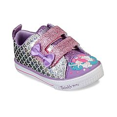 Skechers Twinkle Toes Twinkle Lite Mermaid Parade Toddler Girls' Light Up Shoes