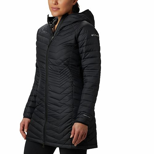 Women's Columbia Powder Lite Water Resistant Midweight Jacket