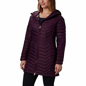 Women's Columbia Powder Lite Water-Resistant Midweight Jacket