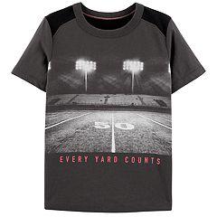 Boys 4-14 OshKosh B'gosh® Football 'Every Yard Counts' Graphic Tee