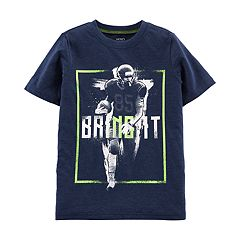 Boys 4-14 Carter's 'Bring It' Football Graphic Tee