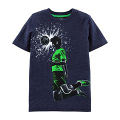 Boys 4-14 Carter's 'I'm A Goal Getter' Soccer Front & Back Graphic Tee