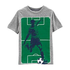 Boys 4-14 Carter's Soccer Field Kicker Graphic Tee
