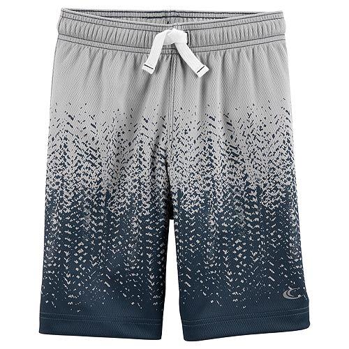 Boys 4-14 Carter's Active Mesh Shorts