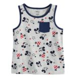 Disney's Mickey Mouse Toddler Boy Pocket Tank Top by Jumping Beans®