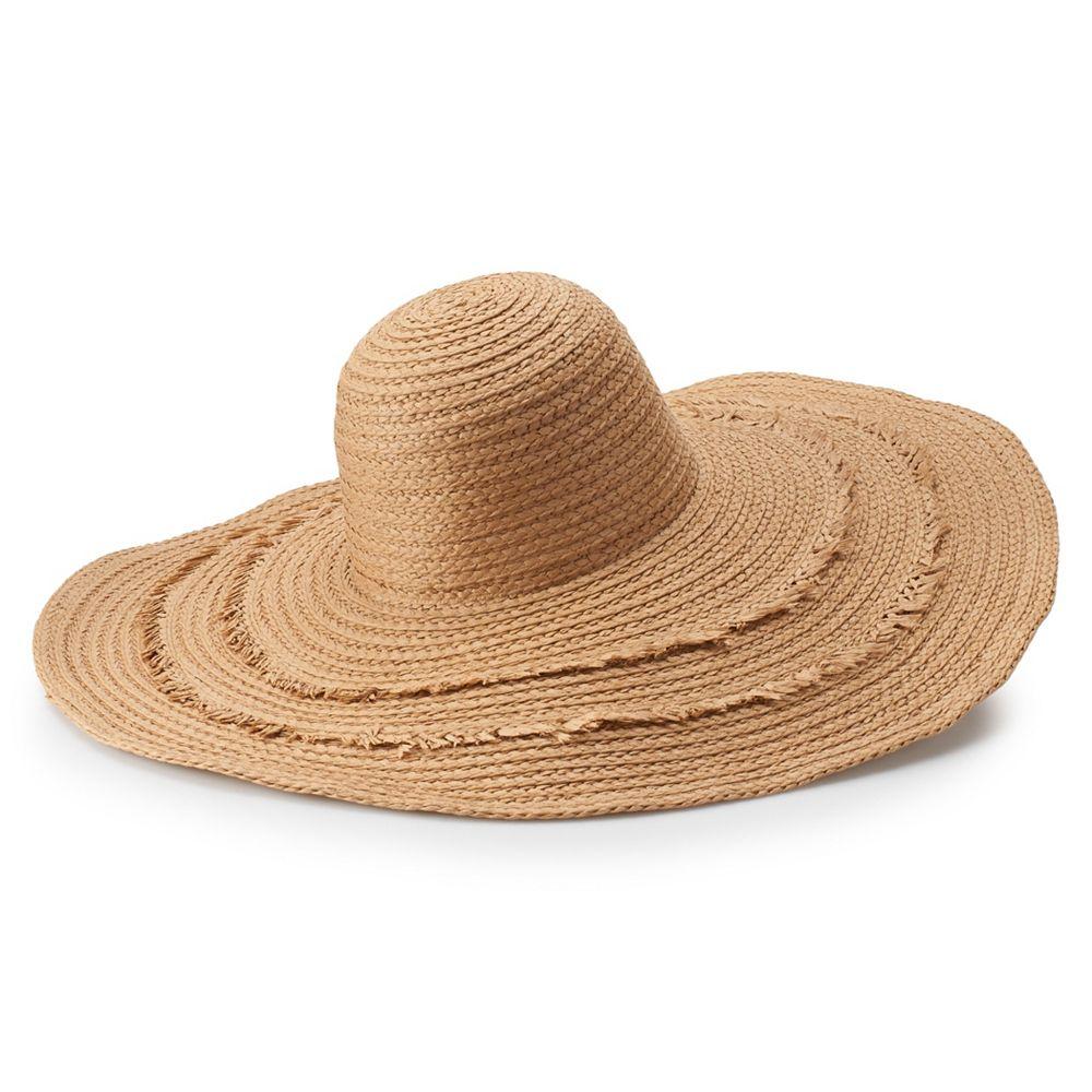 Women's LC Lauren Conrad Oversized Floppy Hat
