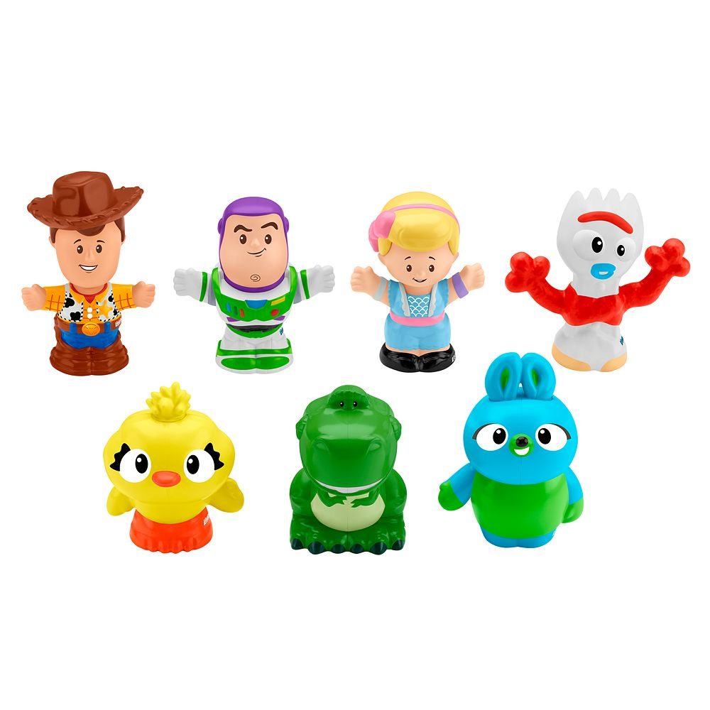 Disney / Pixar Little People Toy Story 4 7-Figure Pack