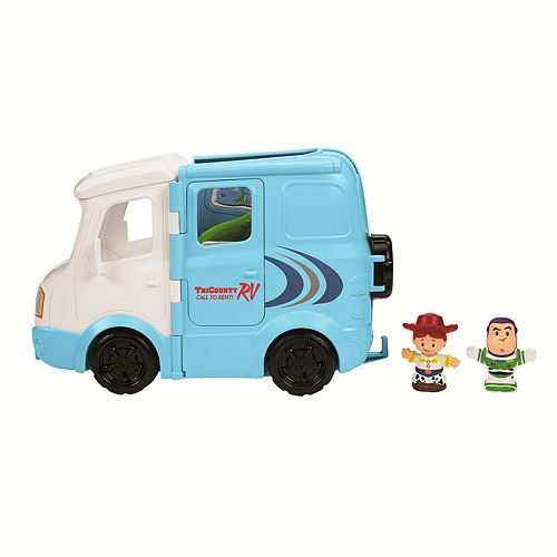 Disney / Pixar Toy Story 4 Little People RV