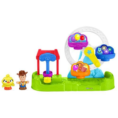 Disney / Pixar Little People Toy Story 4 Ferris Wheel