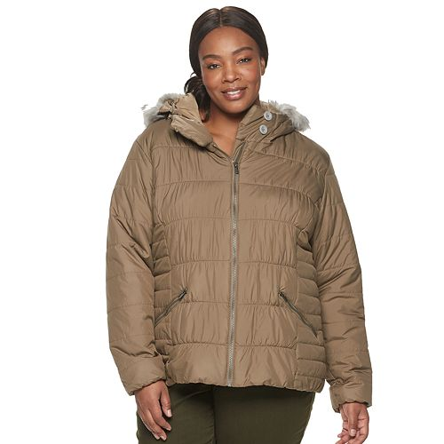 Plus Size Columbia Sparks Lake Insulated Jacket