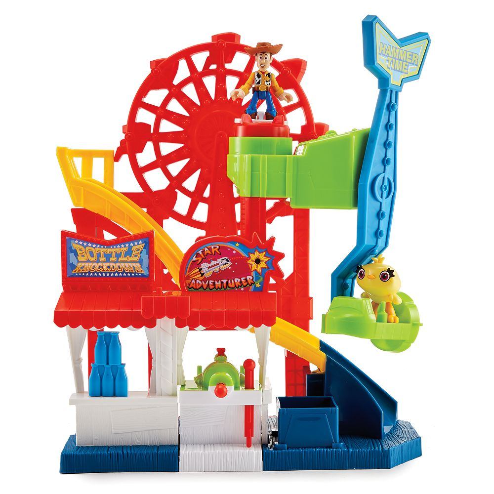Disney / Pixar Toy Story 4 Carnival Playset