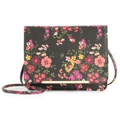 Apt. 9® London RFID-Blocking Crossbody Wallet