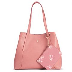 LC Lauren Conrad City Tote